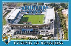 Estadio La Rosaleda, Málaga C.F.
