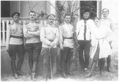 Участницы Белого движения в годы Гражданской войны - Дневник коменданта Чевенгурского уезда