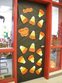 Classroom Door Decorations For Fall fall classroom door | school | pinterest | fall classroom door