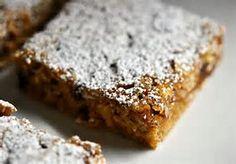 Honey Date and Nut Bars | The Cooking Insider