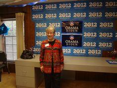 #Obama2012