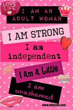 I love this! #LittleAndProud