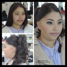 Lucir fresca y juvenil.  Tu maquillista tiene algunos tips para lograr una imagen perfecta.  #vellesasalon #judithluna #janelly #luzma #makeup #peinados #maquillaje