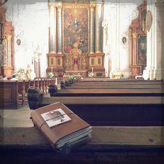 Traveler's Notebook in Jesuitenkirche Solothurn | Flickr - Photo Sharing!