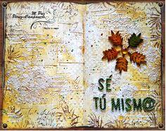 Art Journal M.Paz Pérez-Campanero - Sé tu mism@