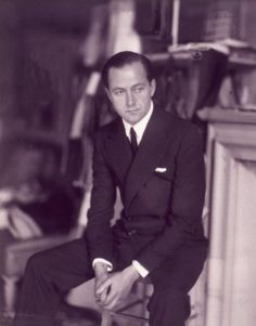 Edward Henry Molyneux had a fashion house in Paris (that was open in 1929 and for many years before and after that)