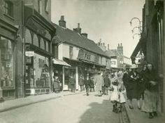 Old Angel Lane, Stratford, 1920 Vintage London, Old London, East End London, Bethnal Green, West Ham, London Photos, Timeline Photos, Beautiful Buildings, Old Photos