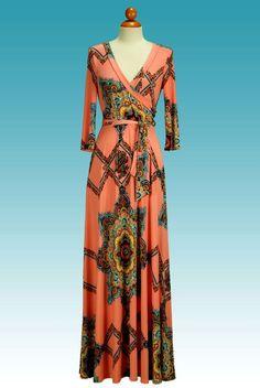 Tanya cage detail paisley woven maxi dress