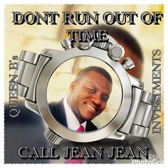 DONT RUN OUT OF TIME........ CALL JEAN JEAN FOR AN AFFORDABLE VEHICLE IN CASH!!!!! QUEEN B's INVESTMENTS PROMOTES Jean Jean Auction Services!!!! DONT WASTE YOUR TAX MONEY ON STRESSFUL CAR PAYMENTS, LET Jean Corioland HELP YOU FIND THE VEHICLE THAT YOU NEED IN CASH YES I SAID A VEHICLE IN CASH!!! HIS FEE IS $250 AND HE IS A PROFESSIONAL EXPERT!!! IF YOU ARE INTERESTED CALL 3052445278 AND FOLLOW HIS FACEBOOK PAGE @ JJAuctionServices🏎💨💨💨💨💨💨