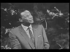Nat King Cole - Autumn Leaves - YouTube