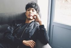 More Of Park Bo Gum For 2016 F/W Brand TNTG | Couch Kimchi