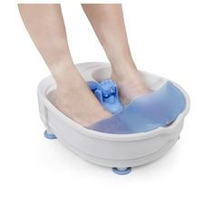 Buying the Foot Bowl with Vibrating Massage