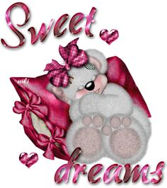 Animated Glitter Graphics Beautiful | Sweet Dreams!