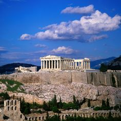 See 5176 photos and 443 tips from 41708 visitors to Ακρόπολη Αθηνών (Acropolis of Athens). Places Around The World, Oh The Places You'll Go, Places To Travel, Travel Destinations, Places To Visit, Around The Worlds, Athens Acropolis, Athens Greece, Parthenon Greece