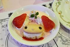Restoran Kawaii di Tokyo Japan Travel, The Good Place, Tokyo, Snoopy, Butterfly, Kawaii, Bread, Breakfast, Asia