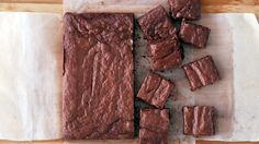 Triple-Chocolate Brownies, Recipe from Everyday Food, January/February 2012