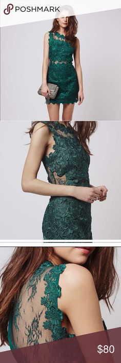 Topshop Lace Bodycon dress Topshop Lace Bodycon dress Topshop Dresses Mini