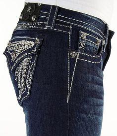 Miss Me Glitz Easy Boot Stretch Jean