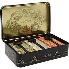 MOR || packaging