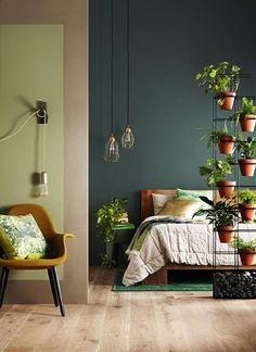 green bedroom paint colors - Pesquisa Google