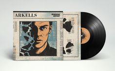 ARKELLS: Morning Report LP on Behance