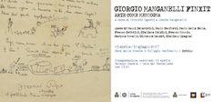 Urbino Giorgio Manganelli nella Casa della Poesiagiovedì 13 aprile