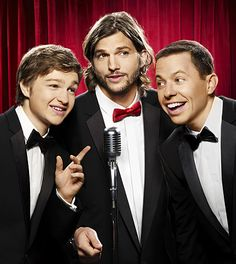 'Two and a Half Men' -but with Charlie