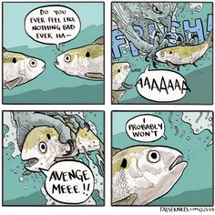 """40 Amusing Memes And Comics That Are Too Good To Pass Up - Funny memes that """"GET IT"""" and want you to too. Get the latest funniest memes and keep up what is going on in the meme-o-sphere. Cute Comics, Funny Comics, Funny Cartoons, Animal Memes, Funny Animals, Animal Quotes, The Awkward Yeti, Online Comics, Short Comics"""