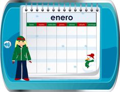 learn about the calendar in spanish