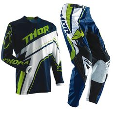 Thor Phase S14 Stripe Navy Motocross Kit  Description: The Thor Phase S14 Stripe Navy Motocross Kit is packed       with features..              Jersey Specification                      Shaped Knit Cuffs and Collar – For less restriction                    Moisture Wicking Micro-Mesh Construction – So you can focus at      ...  http://bikesdirect.org.uk/thor-phase-s14-stripe-navy-motocross-kit-23/