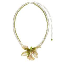 Orna Lalo Treasures jewelry line | Happy Flowers 1 Pendant
