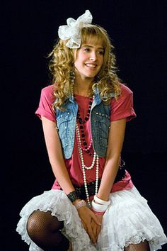Halloween costume?- Robin Sparkles. downside, everyone would just think i was an 80's girl and wouldn't realize how awesome my costume really is