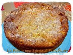 Torta al melone - Le Mille e una Torta di Dany&Lory