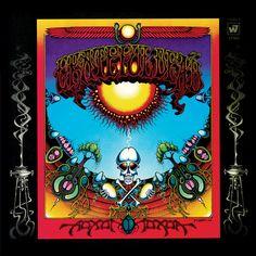 Grateful Dead Aoxomoxoa - Green Label US vinyl LP album (LP record) Grateful Dead Album Covers, Grateful Dead Albums, Grateful Dead Vinyl, Richie Havens, Lps, Joe Cocker, Woodstock Festival, Janis Joplin, Vinyl Lp