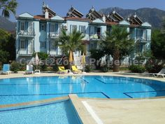 This 1 bedroom apartment sits in a central location of Ovacik offering easy walking to the cafes and bars of Hisaronu.