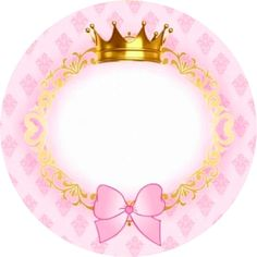 Photo montage Cc marco con corona y lazo - Pixiz Baby Shower Labels, Baby Shower Templates, Baby Shower Candy, Princess Theme, Princess Birthday, Girl Birthday, Candy Bar Labels, Baby Stickers, Baby Clip Art