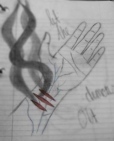 self harm drawing - Google Search