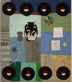 Artwork-Squeak Carnwath #painting #contemporary #art