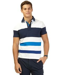 220 Ideas De Polo Stripes Camisas Hombres Camisetas