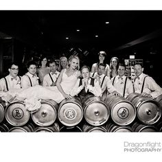 That time we went for a pint Pub Wedding, Vancouver Wedding Photographer, Offbeat Bride, Town Hall, Beer, Concert, Instagram Posts, Photography, Root Beer