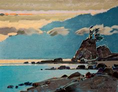 Seastacks on the West Coast Trail, by Robert Genn Nature Paintings, Oil Paintings, Landscape Paintings, Landscapes, Canadian Painters, Canadian Artists, West Coast Trail, Group Of Seven, Art Studies