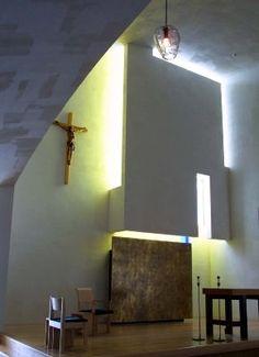 St. Ignatius - Steven Holl