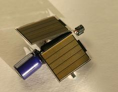 Solar photopopper