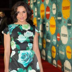 Another pic of Lana Parrilla at Entertainment Weekly's Annual #ComicCon Celebration at Float at Hard Rock Hotel San Diego
