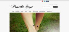 Blog para Priscila Seijo - Consultora de Imagem