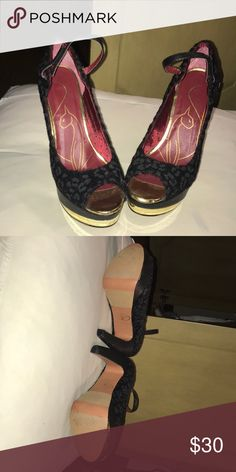 Baby Phat pumps In great condition & extremely comfortable Baby Phat Shoes Platforms