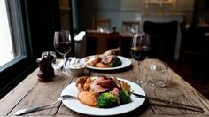 Time Out food critics' round up their favourite pubs and restaurants for Sunday lunch in London. From roast dinners to dim sum, find a great place for Sunday lunch in North, south, west and east London.
