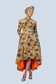 Ankara High Low Dress, African Print Dress, Ankara Dress, African Clothing for Women, African Dress African Print Dresses, African Dresses For Women, African Print Fashion, African Fashion Dresses, African Women, African Prints, African Tops, African Outfits, Ankara Fashion
