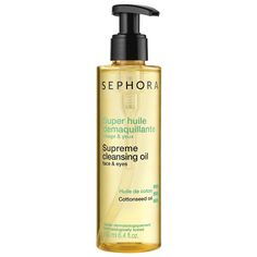 Supreme Cleansing Oil - SEPHORA COLLECTION   Sephora