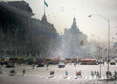 watercolor painting by Joseph Zbukvic Watercolor Artists, Watercolor Landscape, Watercolor Paintings, Watercolours, Urban Landscape, Landscape Art, Landscape Paintings, Landscapes, Joseph Zbukvic